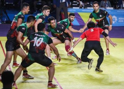 کاپیتان تیم ملی کبدی : قبل از بازی با هند 5-6 امتیاز برای داوران کنار گذاشتیم!