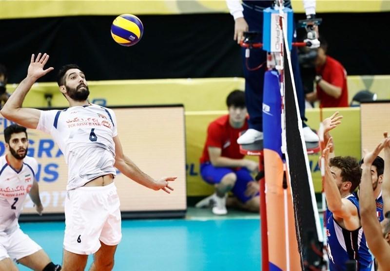 تیم ملی والیبال هفته اول مهر به ژاپن می رود