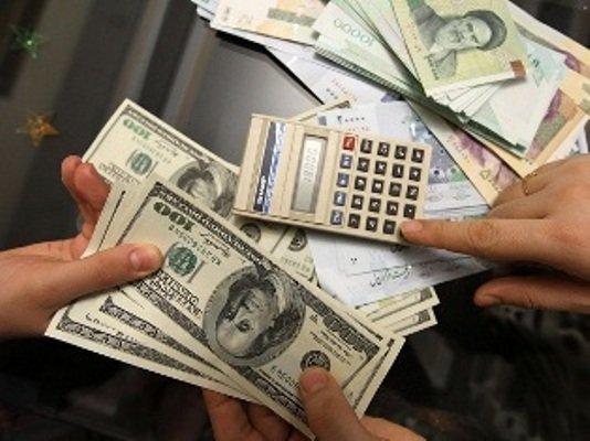 قیمت رسمی ارزها در مرکز مبادلات، هر دلار بانکی 2833 تومان شد