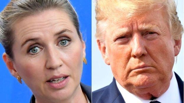 دانمارک: دعوت از ترامپ بر سر جای خود باقی است