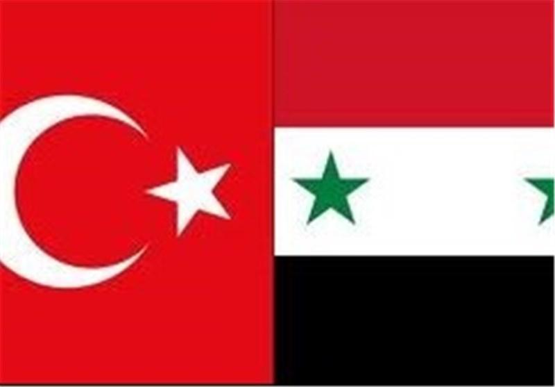 واکنش سوریه به تحرکات نظامی ترکیه در مرزهای مشترک