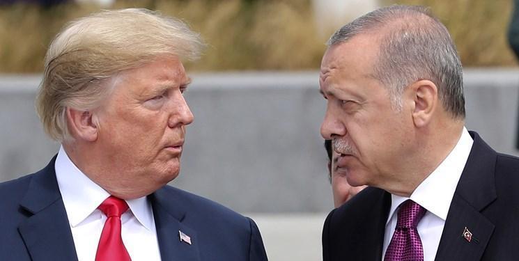 گفت وگوی تلفنی اردوغان و ترامپ درباره ادلب